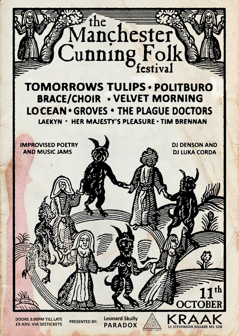 The Manchester Cunning Folk Festival