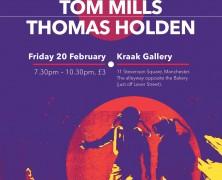 The Last Roundup + Tom Mills