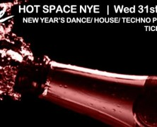 Hot Space New Years Eve