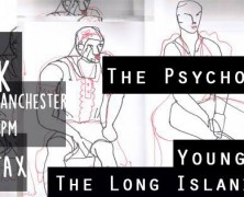 The Psycho Strangers, Doctrines, Valours, Young Mountains, The Long Island Iced Teas