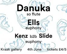 Euphony w/ Danuka (So Flute)