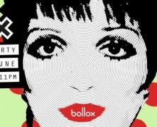 Bollox, Liza's Kraak Party