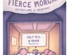 Fierce Morgan, Anchor Down, Headfirst
