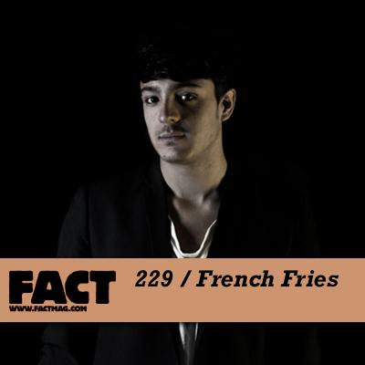 Consortium present French Fries, Throwing Snow & Lakosa