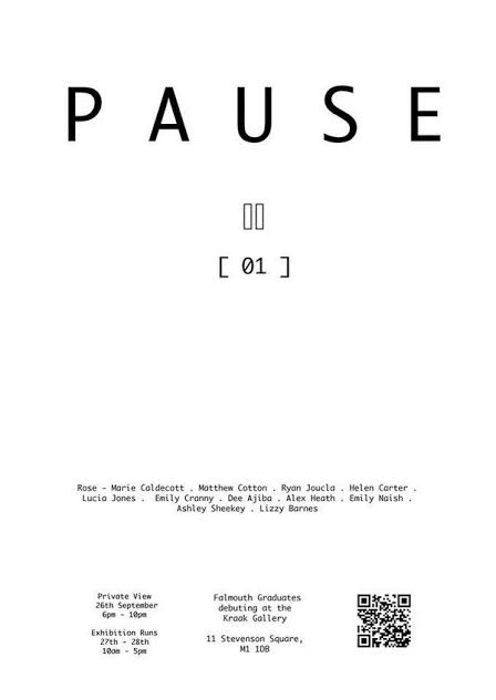 Pause Exhibition